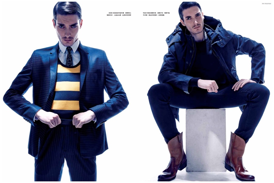 PIN Prestige Highlights Best Men's Fashions for Spring 2015