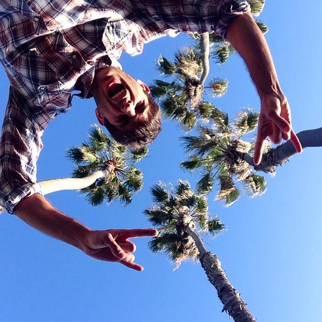 Tao Fernandez is happy to be in Los Angeles