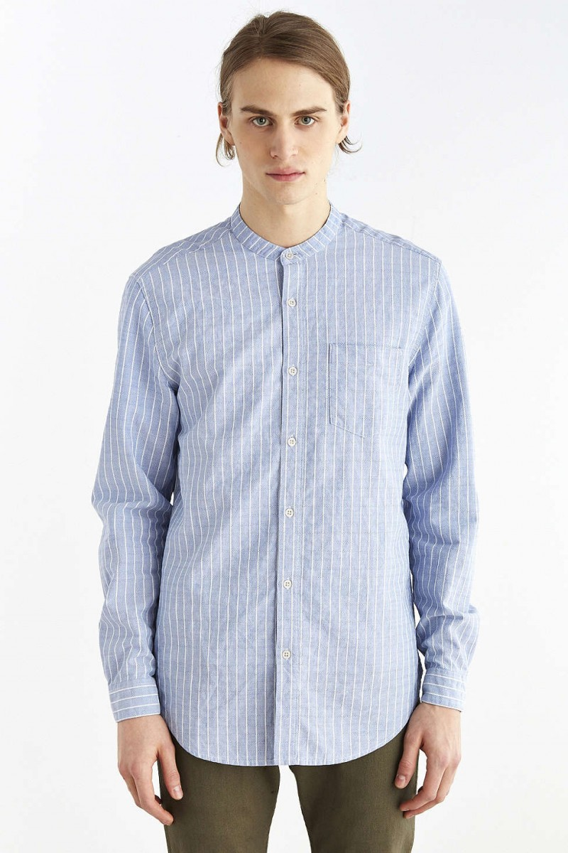 5 Simple Mandarin Collar Men 39 S Shirts Inspired By Orlando