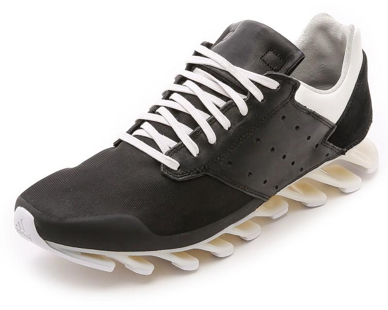Adidas x Rick Owens Springblade Sneakers in Black