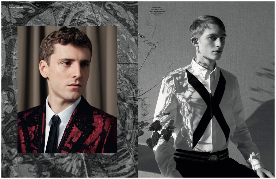 Another Man Features Spring/Summer 2015 Men's Collections