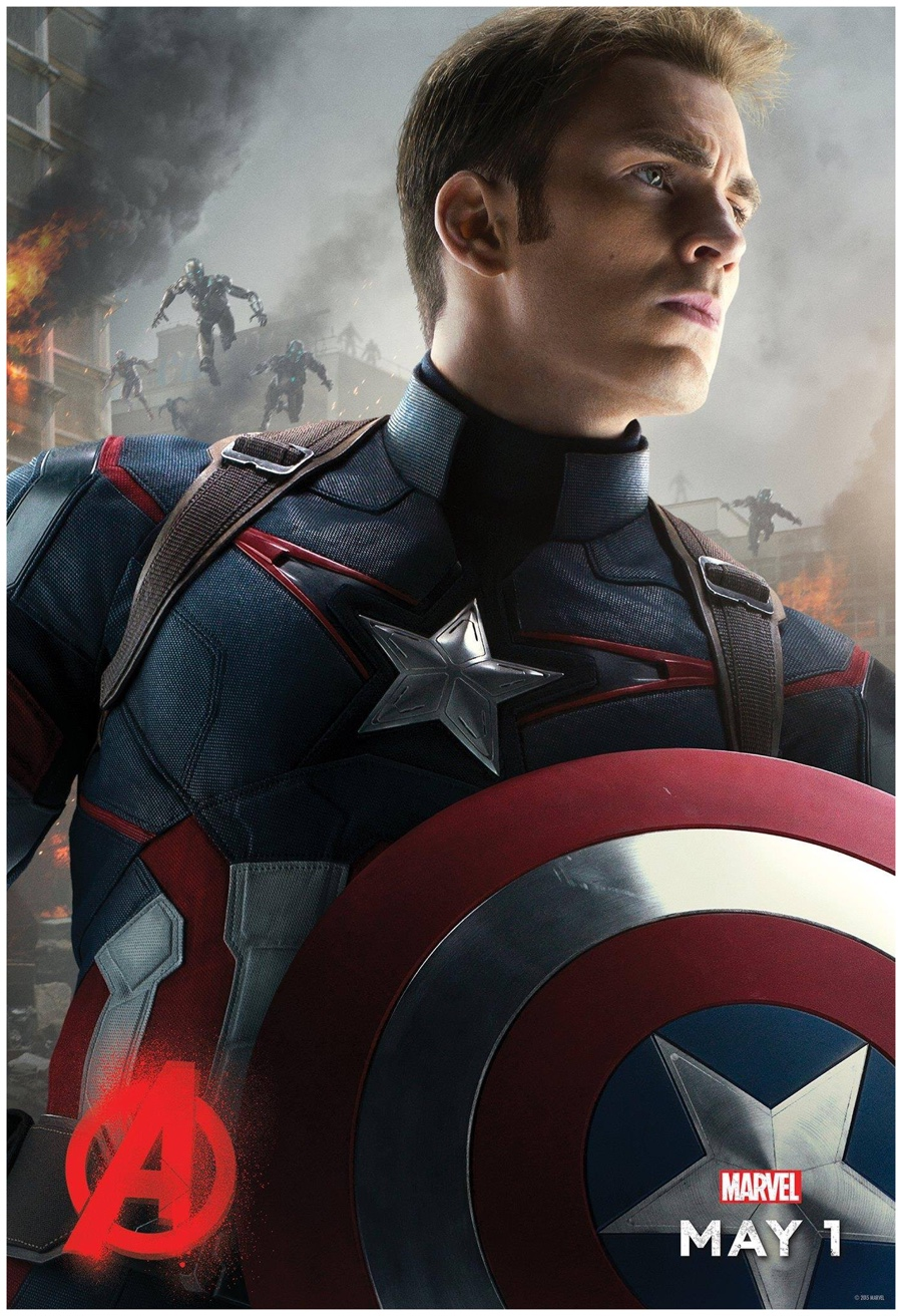 Marvel Releases 'Avengers: Age of Ultron' Posters