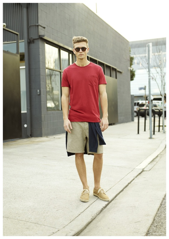 Benjamin Eidem Does Basics: How's This for 'Normcore' Style?