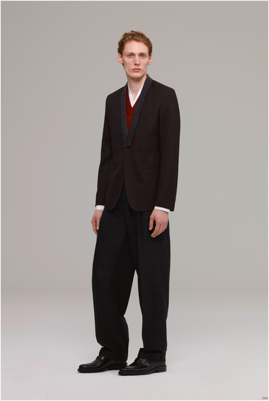 COS Fall/Winter 2015 Menswear Collection