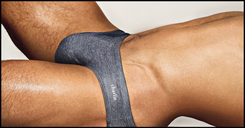 Charlie Denim Underwear Brief