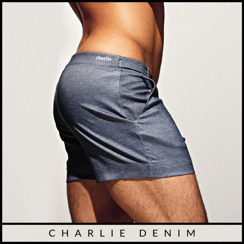Charlie Denim Shorts