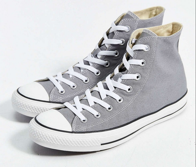 Go casual with heritage brand Converse. Converse Chuck Taylor High Top Sneakers.