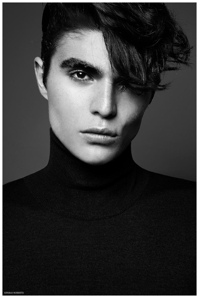 Portrait Diego Villarreal By Adam Ouahmane The Fashionisto
