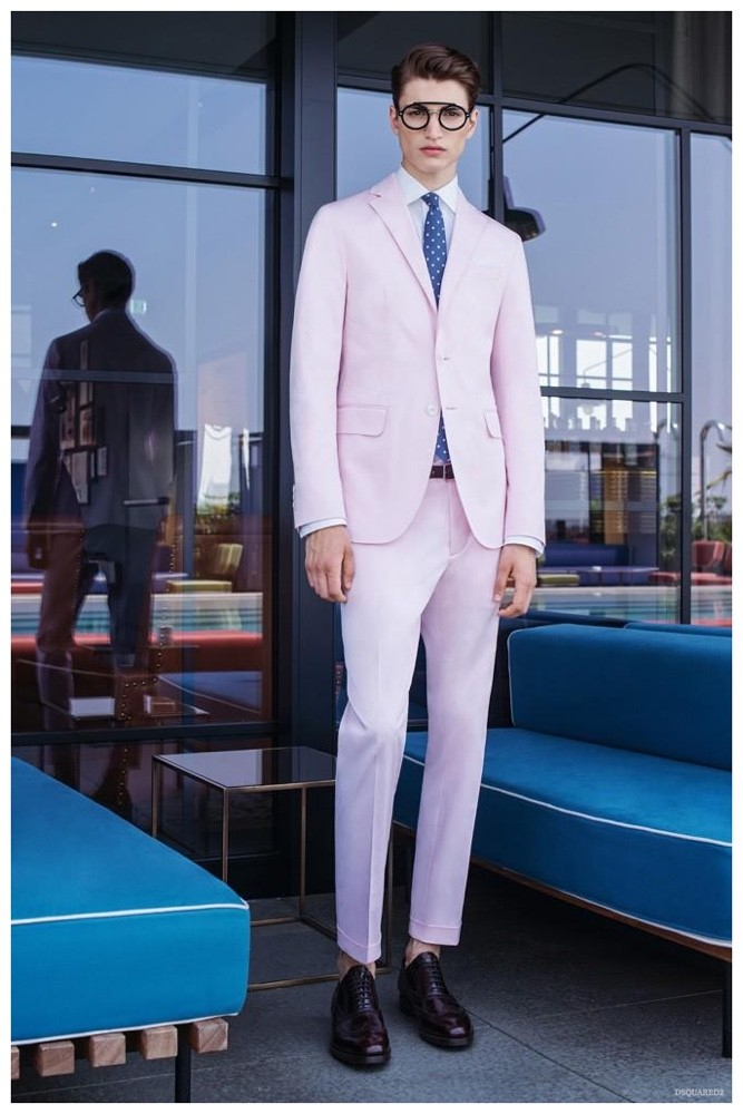 Dsquared2 Goes Formal with Fine Suiting
