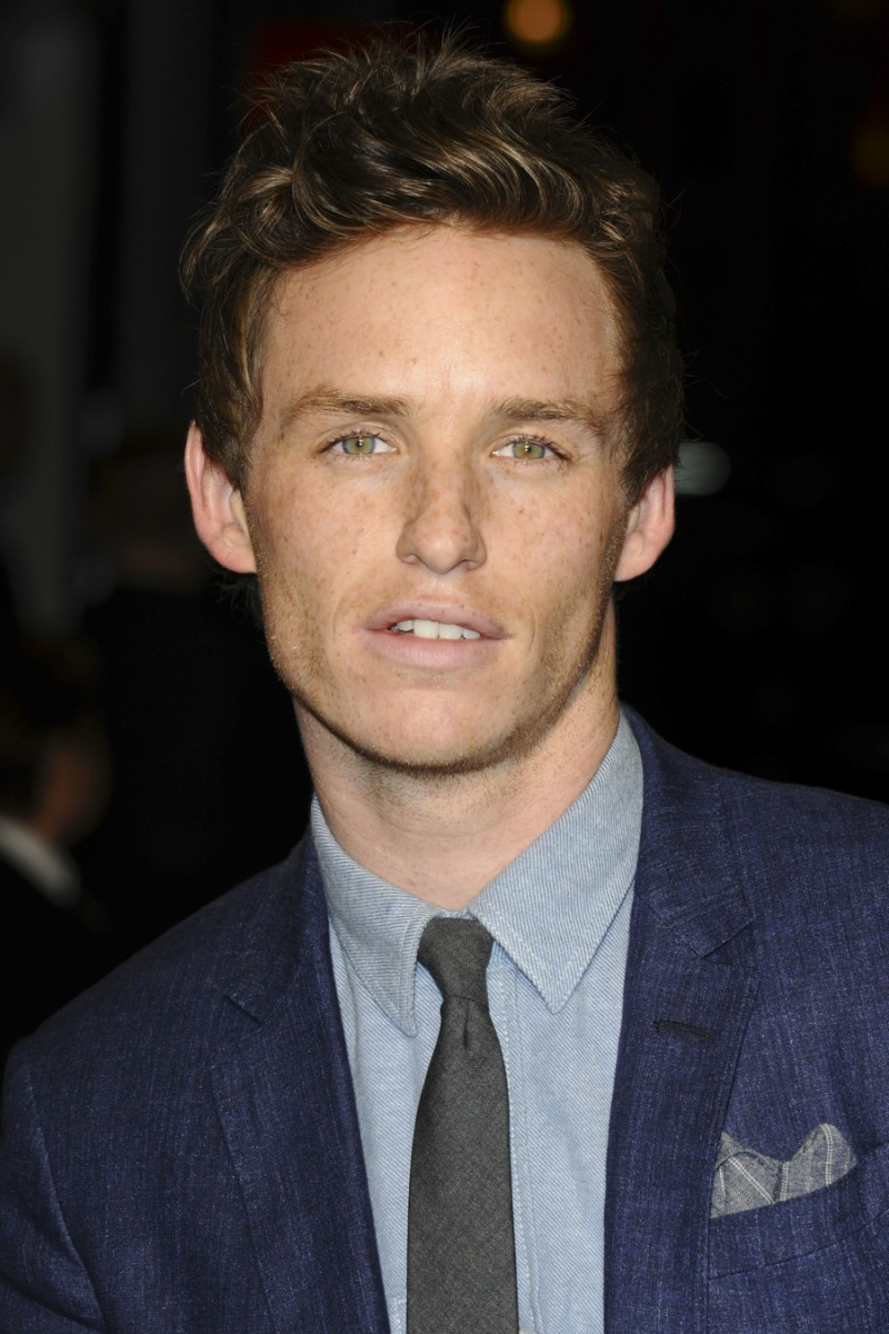 Eddie Redmayne / Photo Credit: Shutterstock.com