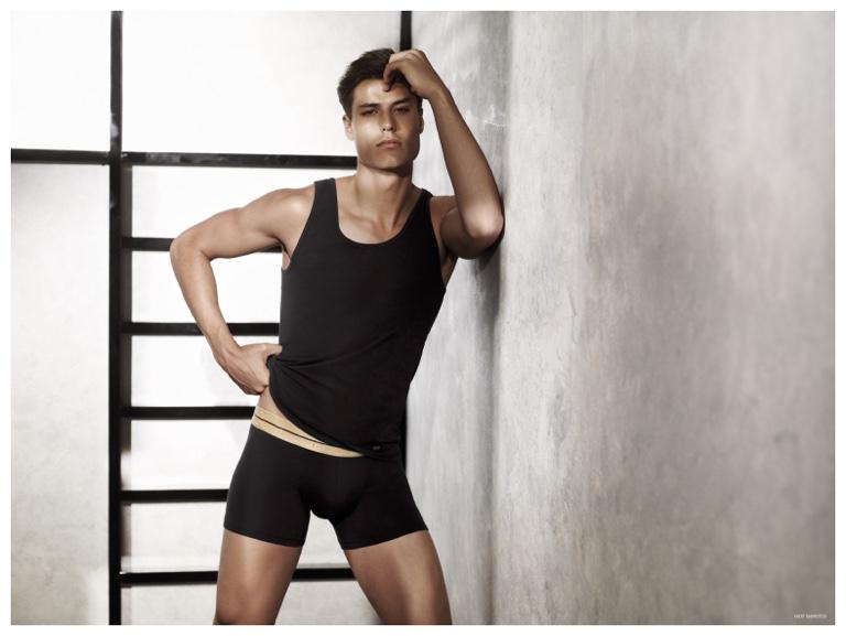 Emilio Flores Models HOT Impetus Underwear