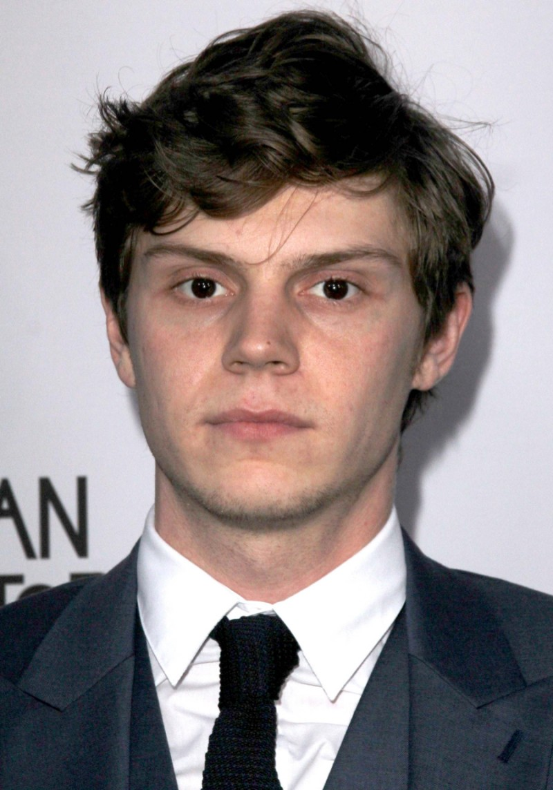 Evan Peters / Photo Credit: Shutterstock.com