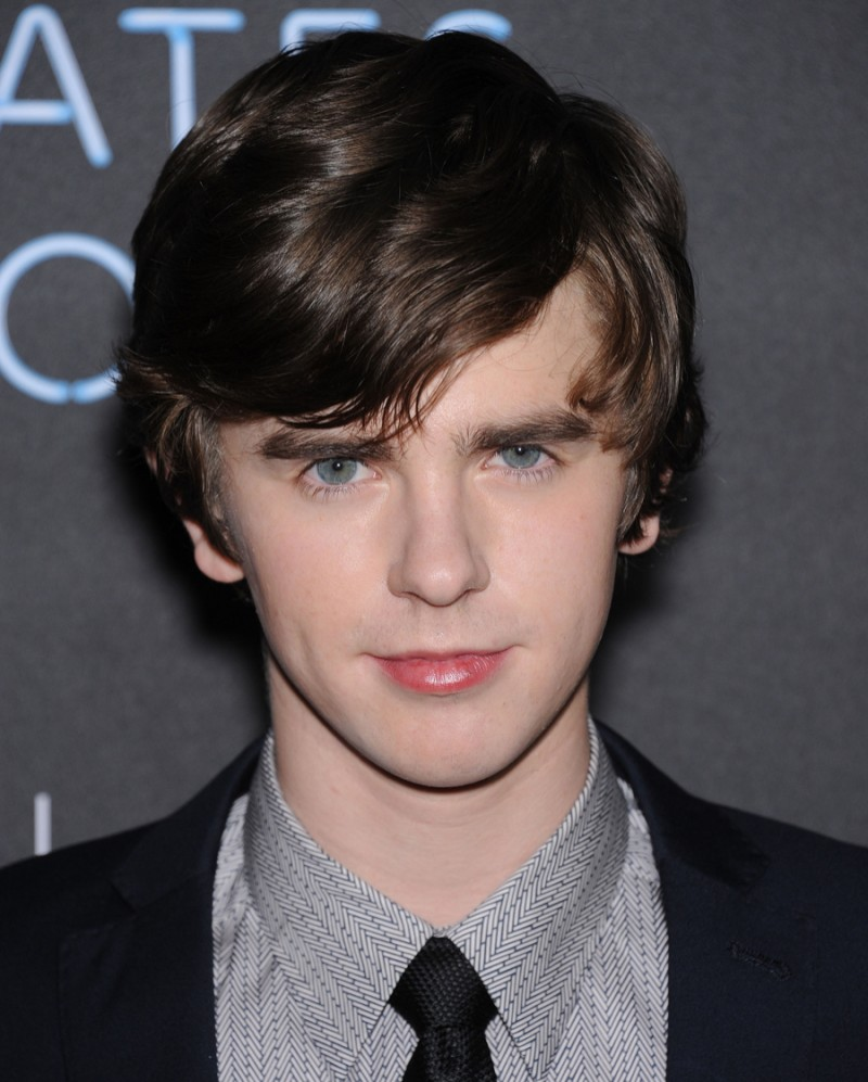Freddie Highmore / Photo Credit: Shutterstock.com