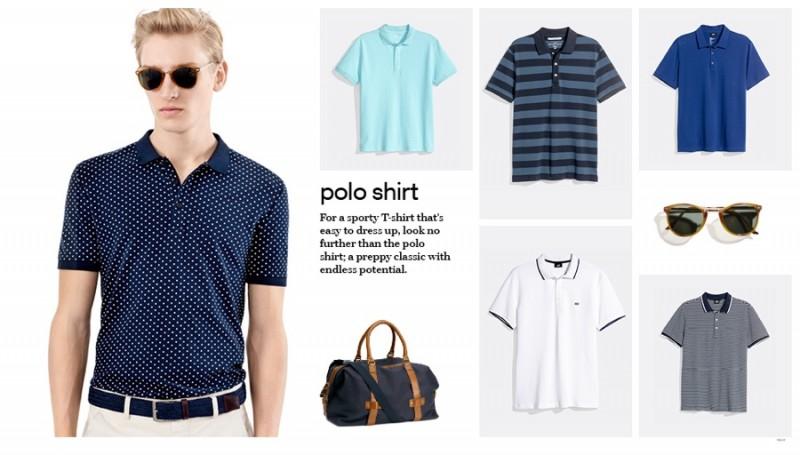 H&M Polo Shirts