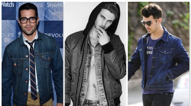 Men's Style - How to Wear Denim Jacket