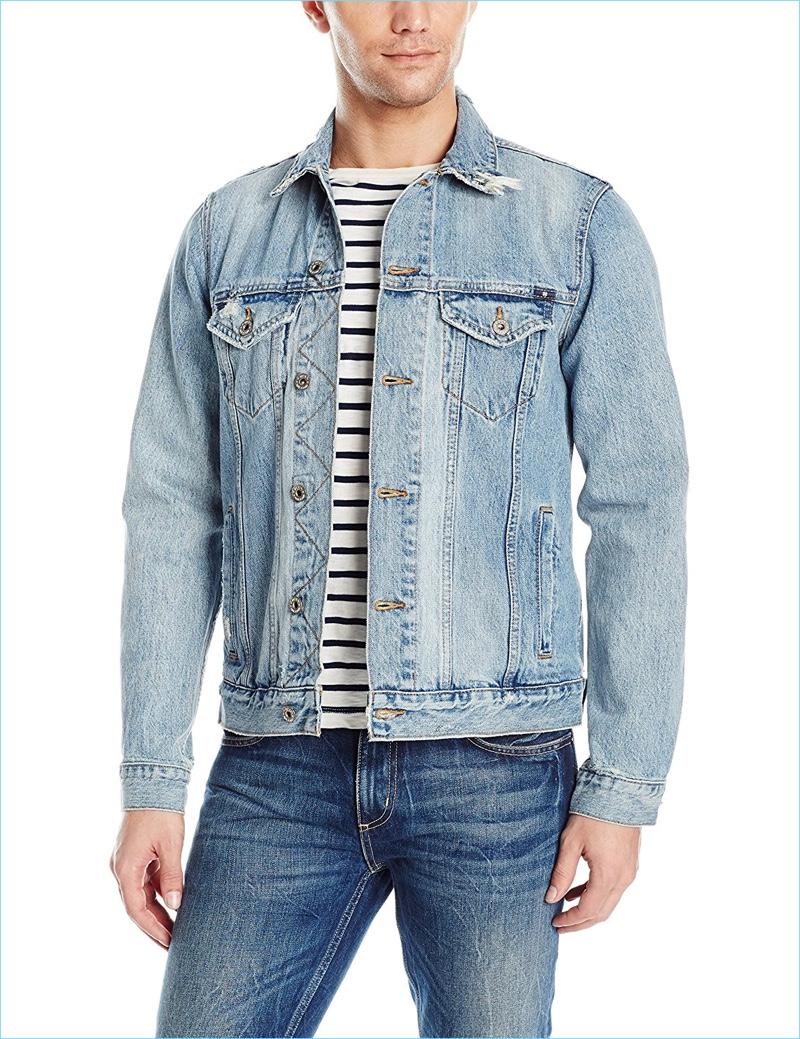 Lucky Brand Men's Lakewood Denim Jacket