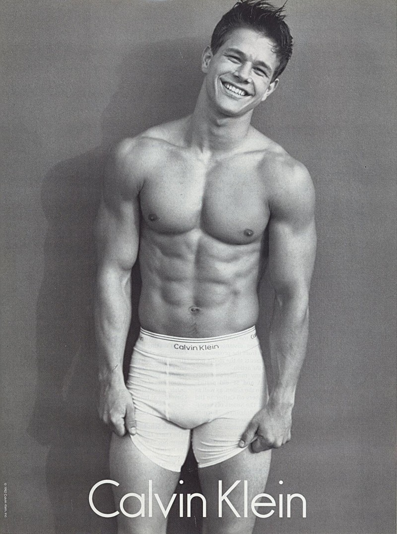 Famous Calvin Klein Underwear Models | The Fashionisto
