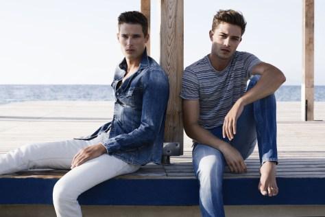 Mavi Jeans Doubles Down on Denim for Spring/Summer 2015