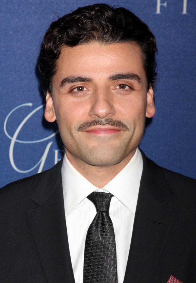 Oscar Isaac / Photo Credit: Shutterstock.com