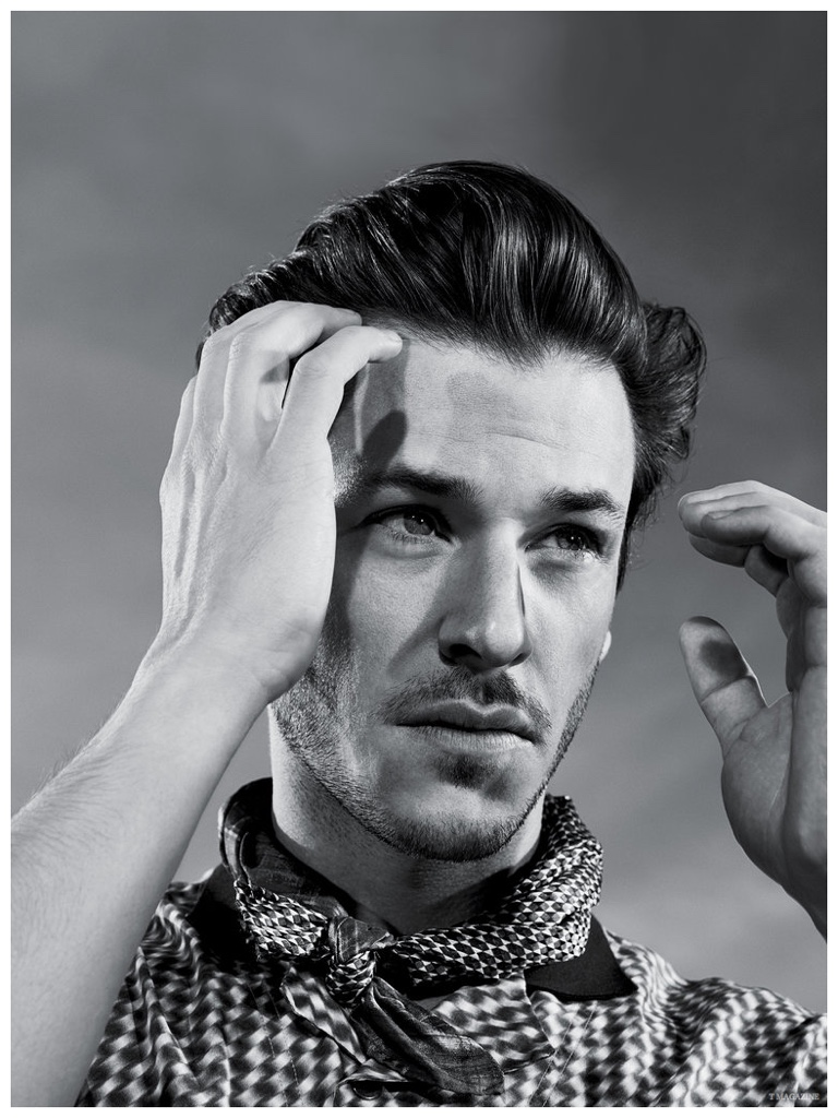 Gaspard Ulliel, Niels Schneider + More Represent French Talent for T Magazine Spring Photo Shoot