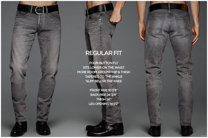 4ab43b00dde3db Tom Ford Denim Jeans: Spring 2015 Men's Range   The Fashionisto