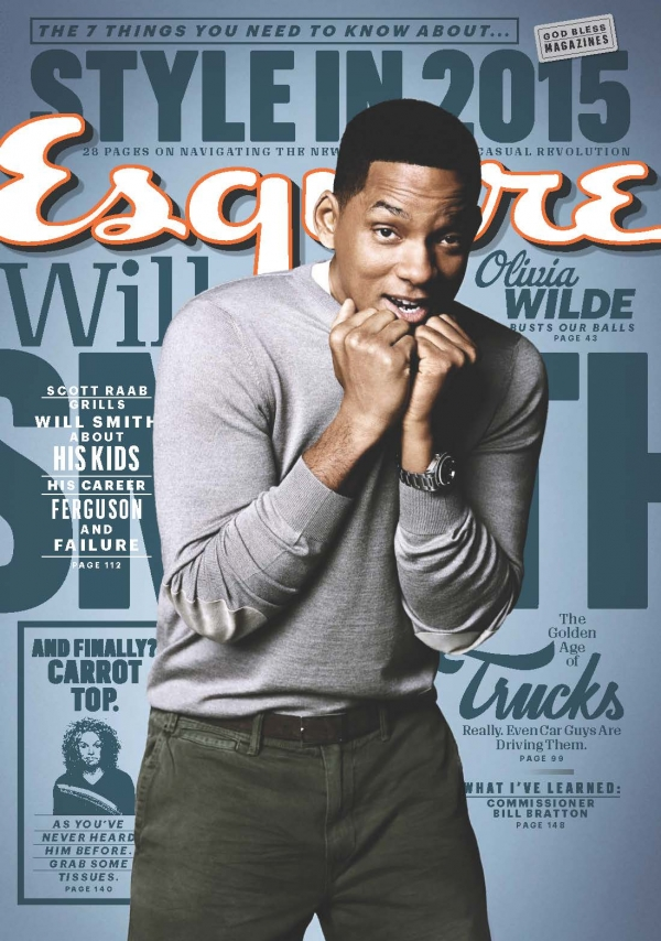 See Latest Covers from 10 Men, Esquire, The Greatest + More