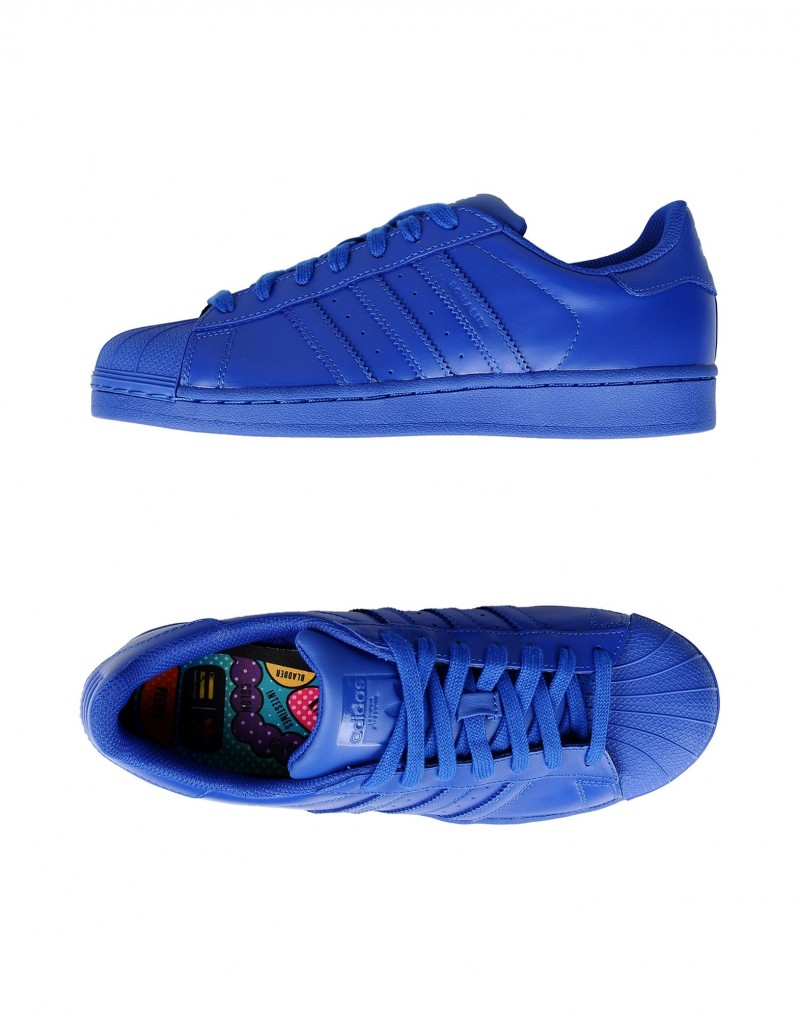 Adidas Colorful Shoes Pharrell