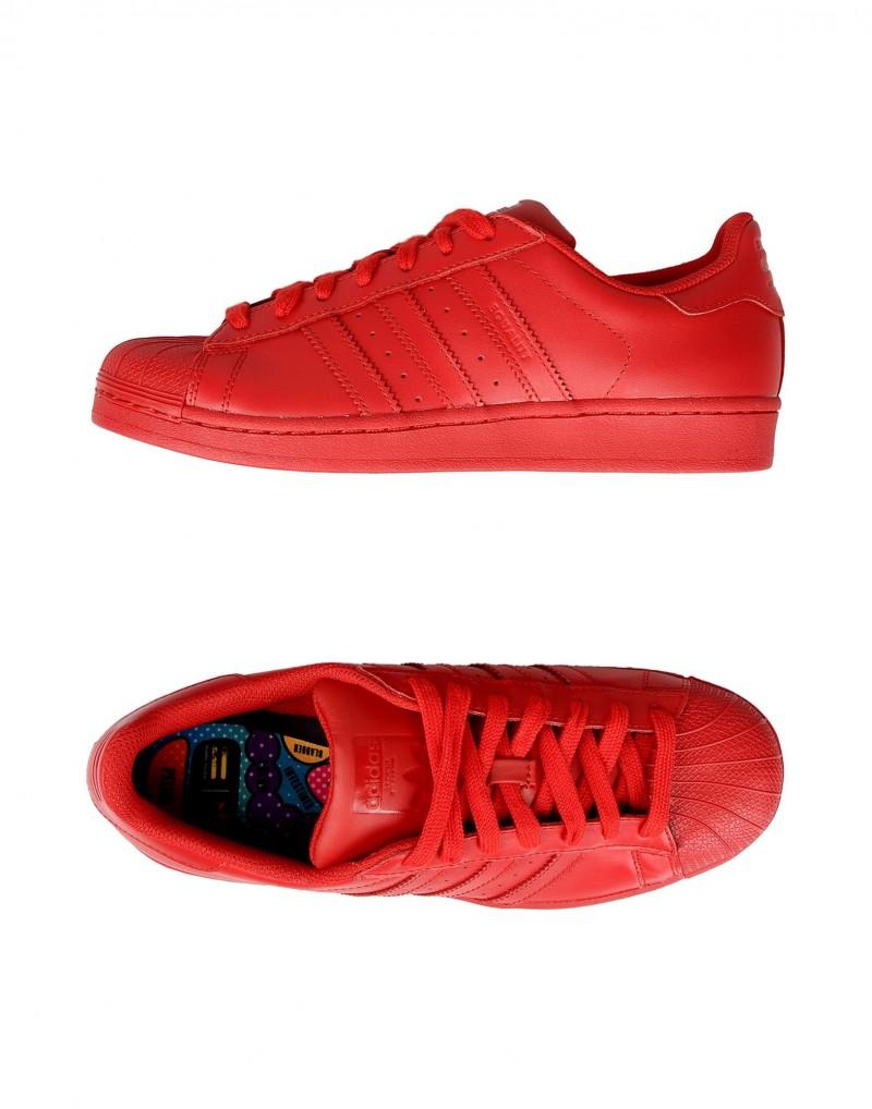 Adidas Superstar Pharrell rojo venta, hasta el 72% de descuentos