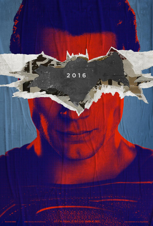 See First 'Batman V Superman: Dawn of Justice' Posters + Trailer