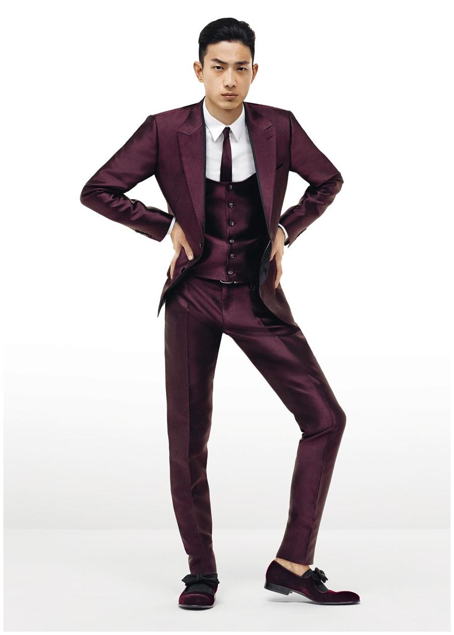 Dolce & Gabbana Spring/Summer 2015 Menswear Lookbook