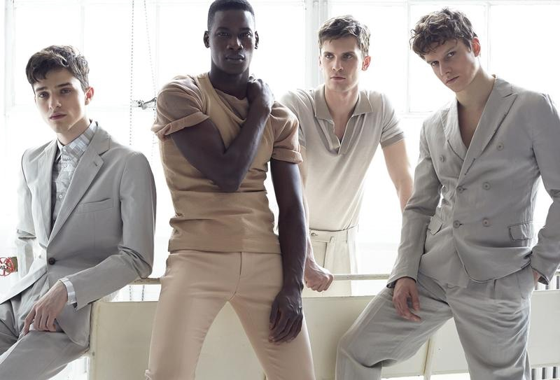 David Agbodji, William Eustace + More for GQ Style Turkey