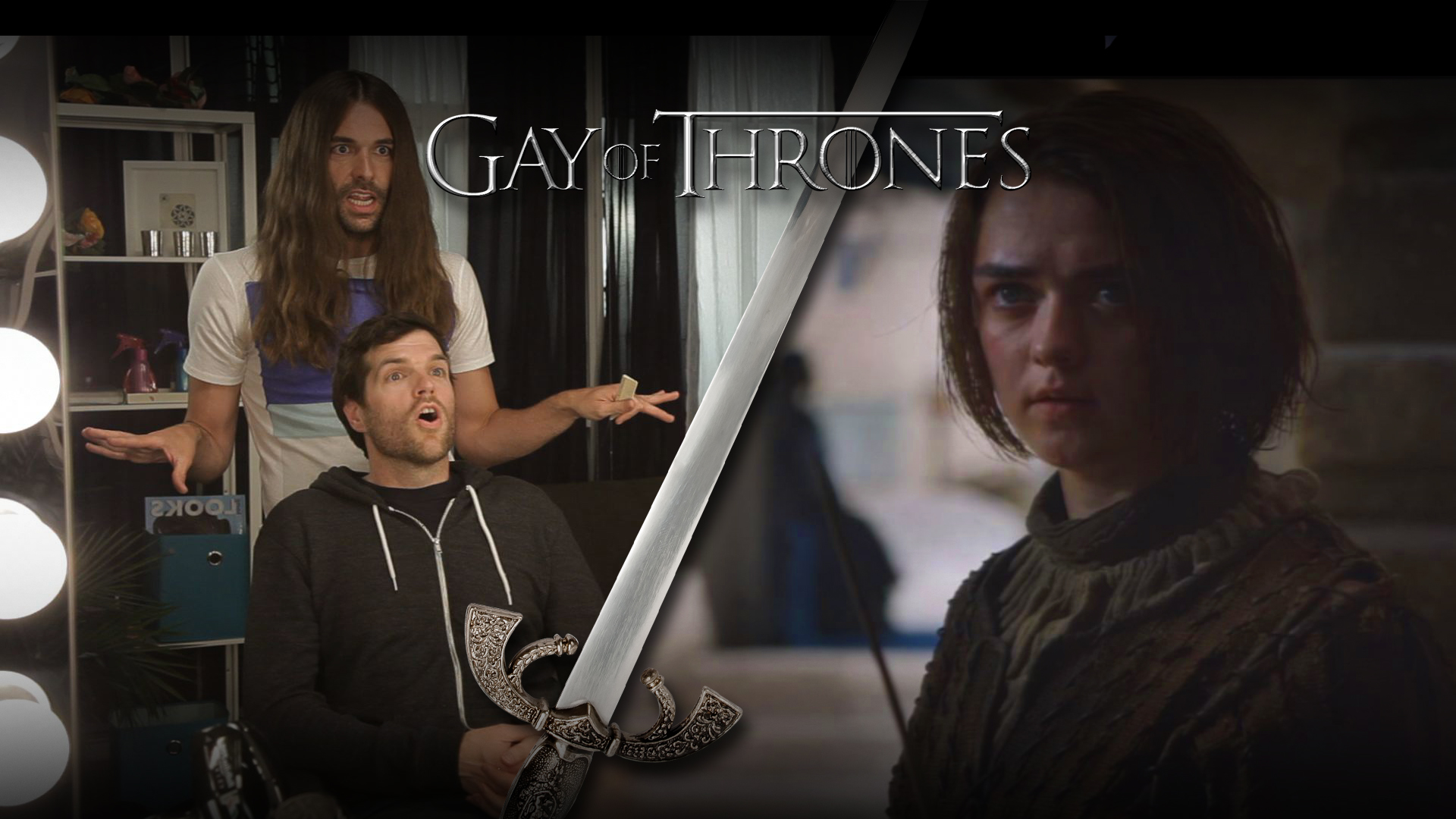 'Gay of Thrones' Recaps 'Game of Thrones' with Timothy Simons