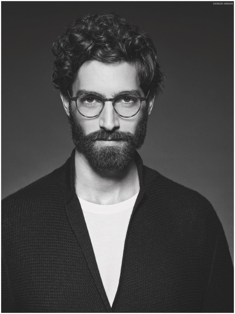 Giorgio Armani 'Frames of Life' 2015 Campaign
