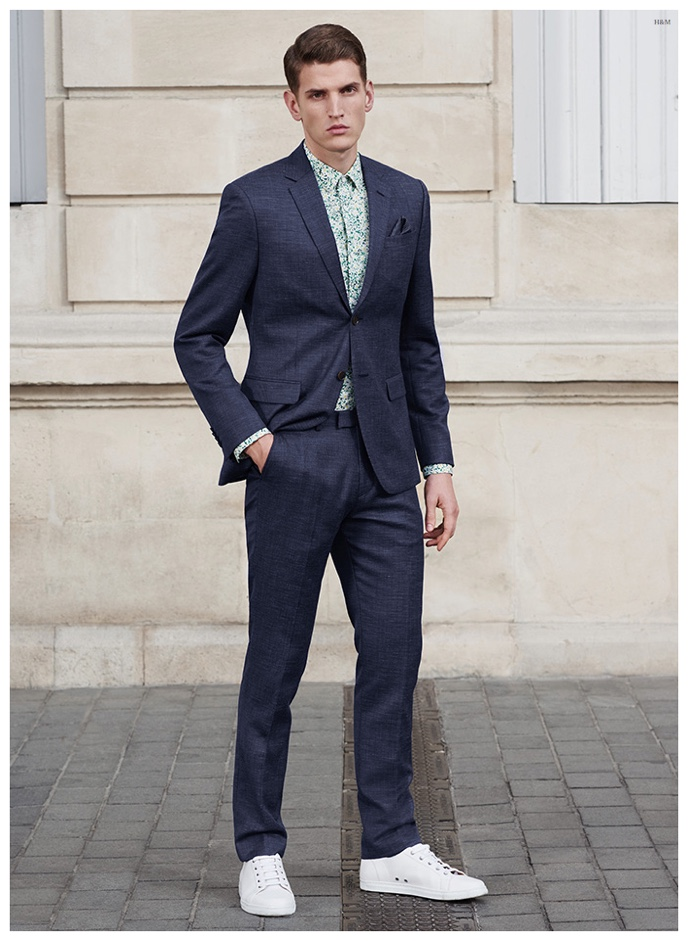 H M Men 39 S Style Guide How To Dress For Summer Weddings