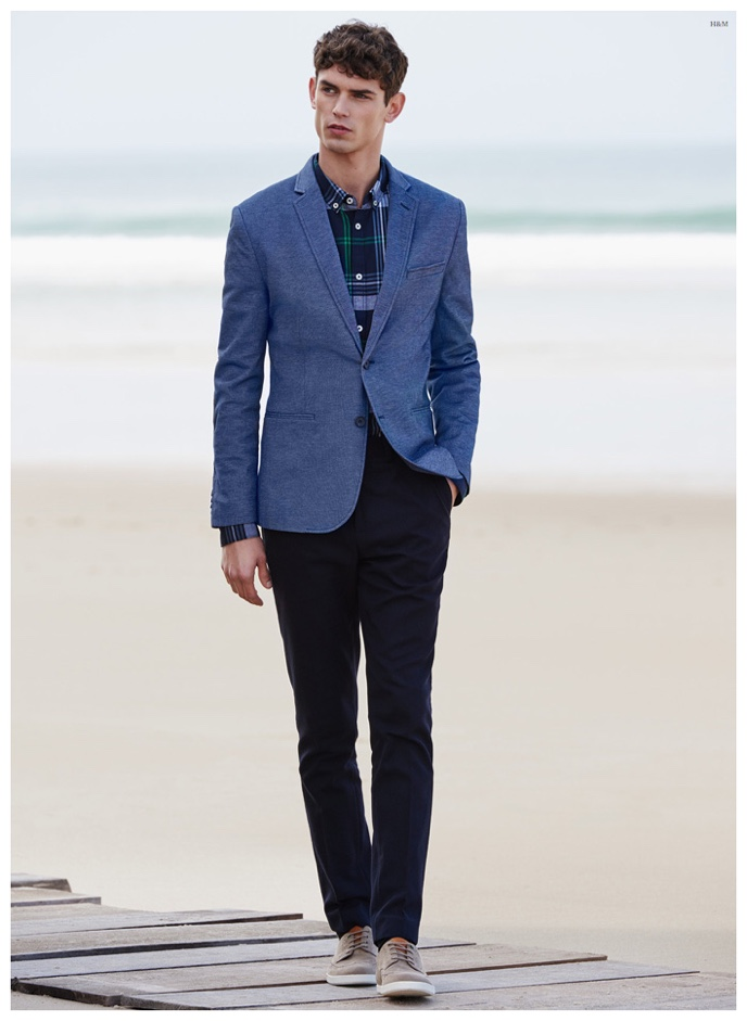 H Amp M Men S Style Guide How To Dress For Summer Weddings