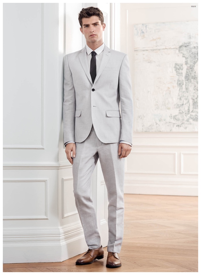H&M Men's Style Guide: How to Dress for Summer Weddings, After ...