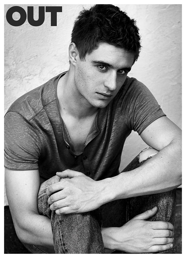 Max Irons Talks Gay Marriage with OUT