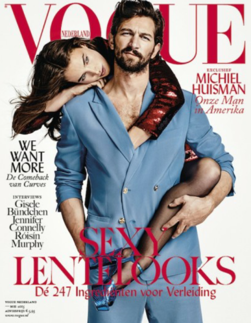 Michiel Huisman Covers Vogue Netherlands + Appears in InStyle Photo Shoot