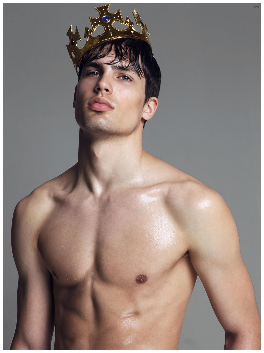 Miroslav Cech Is King For One Photo Shoot The Fashionisto