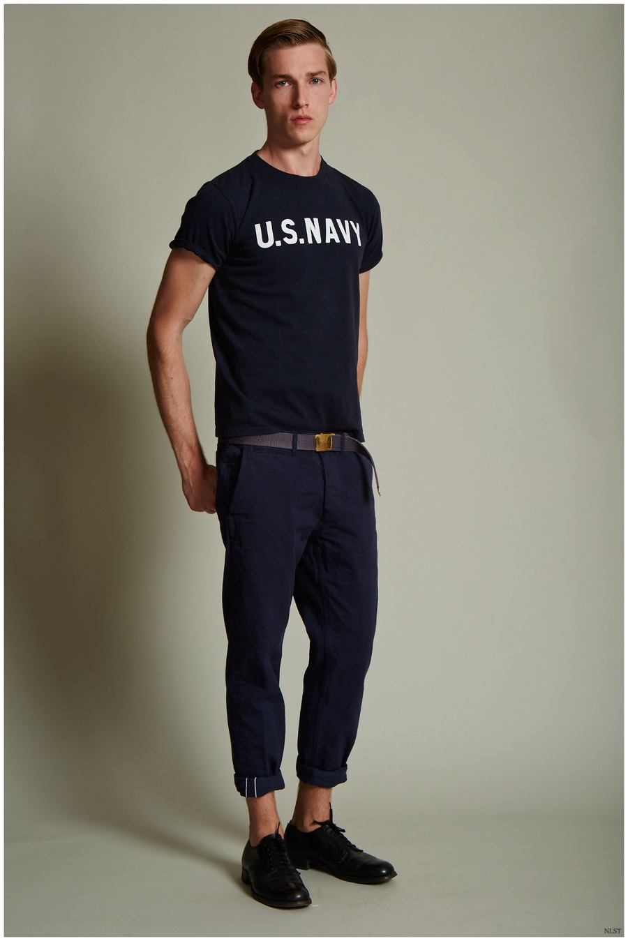 NLST Embraces Navy Inspired Styles for Spring 2015 Collection