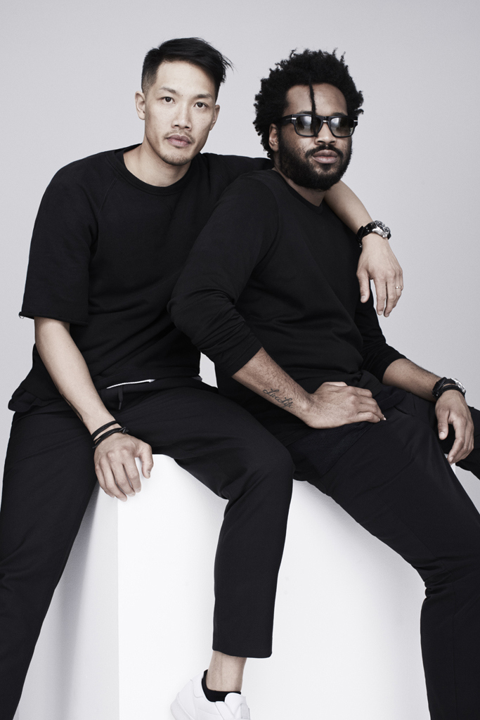 Dao-Yi Chow + Maxwell Osborne Tapped as DKNY Creative Directors