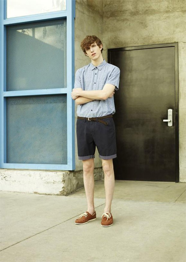 Pull & Bear Presents New Daily Standards
