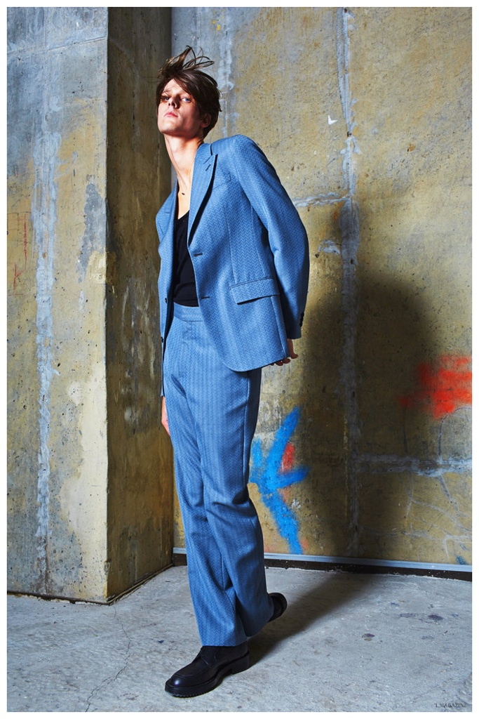Men's Suiting Goes Light: T Magazine Highlights Summer Weight Suits