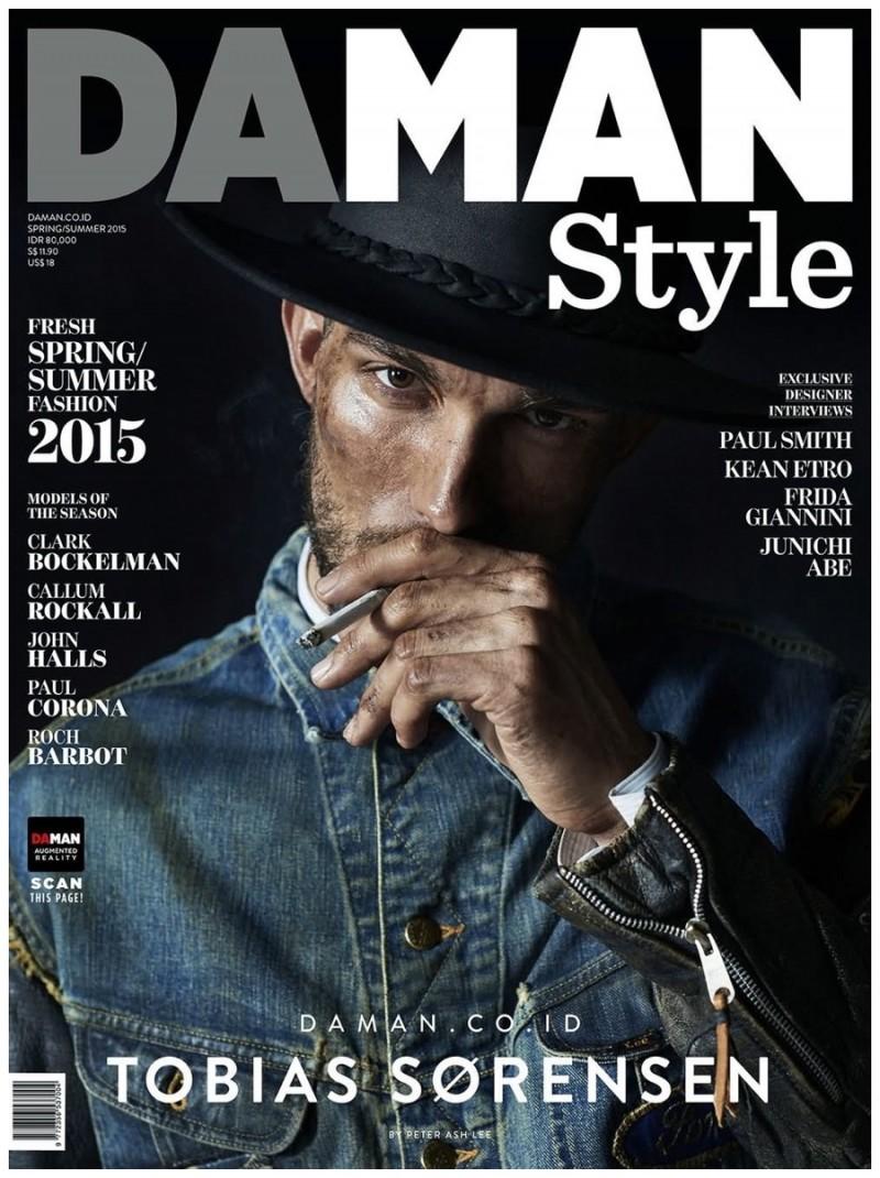 Tobias Sorensen covers Da Man Style.