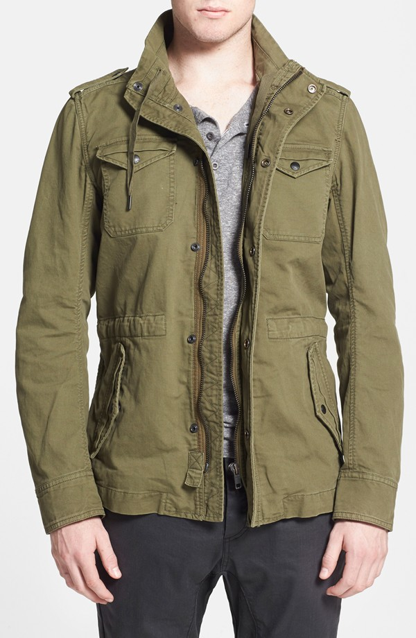 Nordstrom's Half-Yearly Men's Sale: 5 Field Jackets