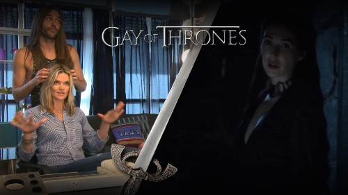 Gay of Thrones Season 5 Episode 4 Recap: 'The Sons of the Barbie'