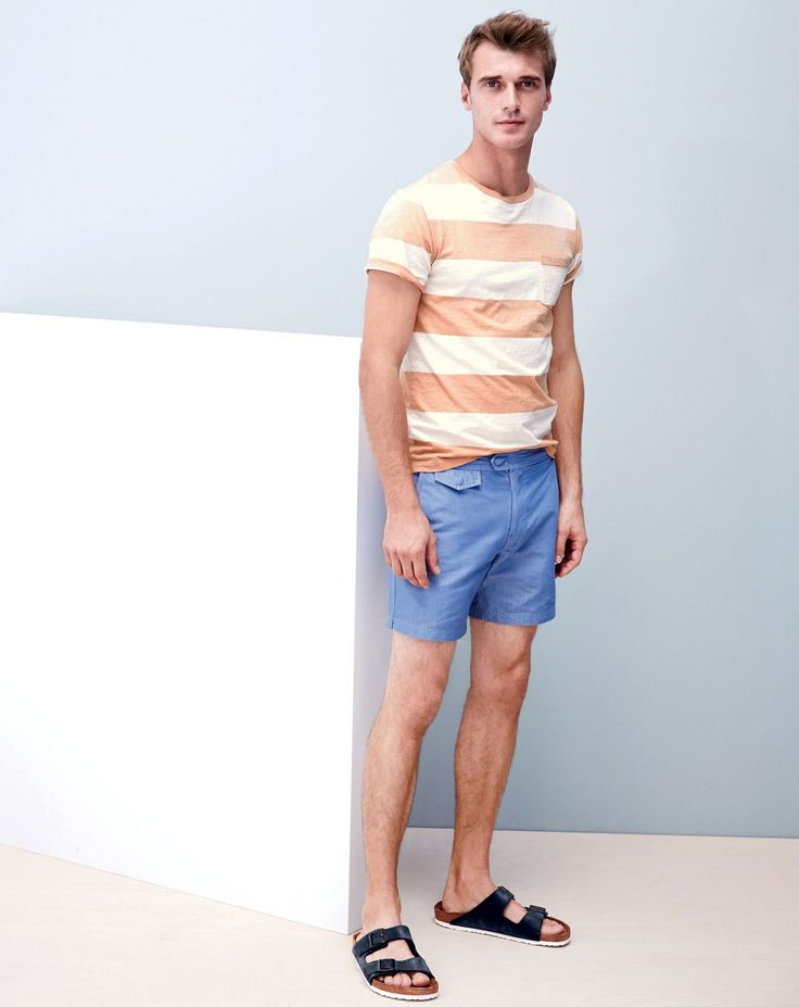 J.Crew Goes Casual: Everyday Men's Fashions