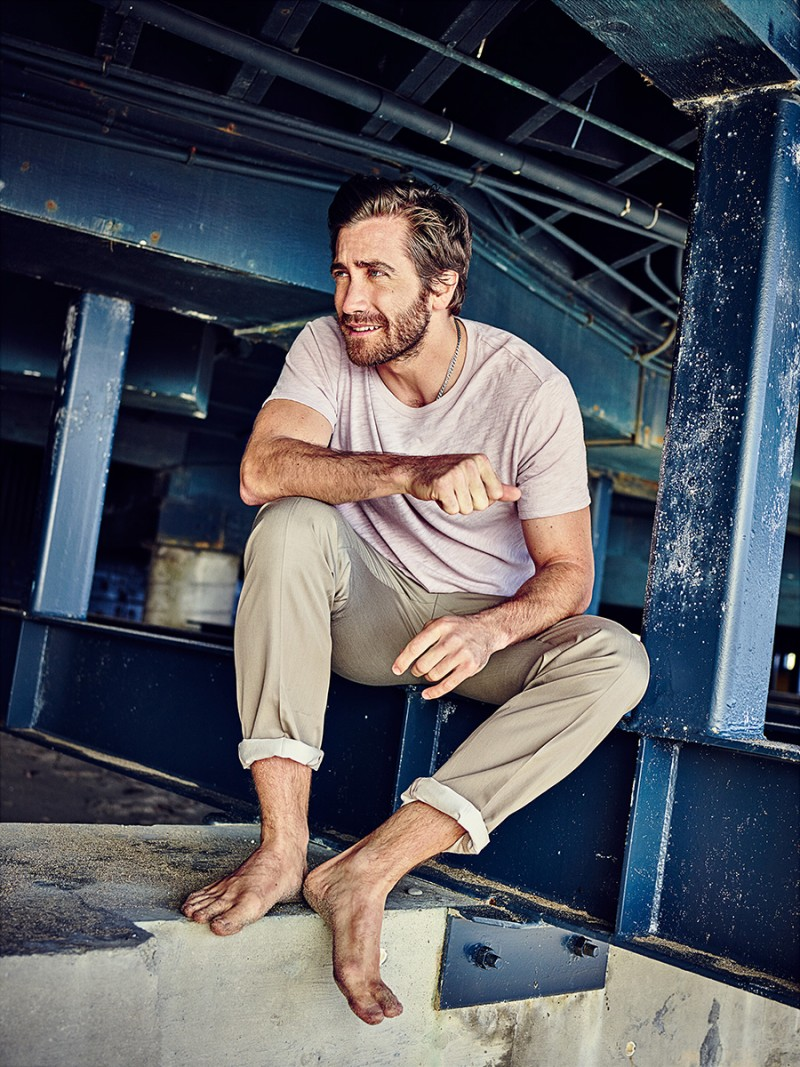 Jake Gyllenhaal Covers July 2015 Esquire UK, Talks New ...