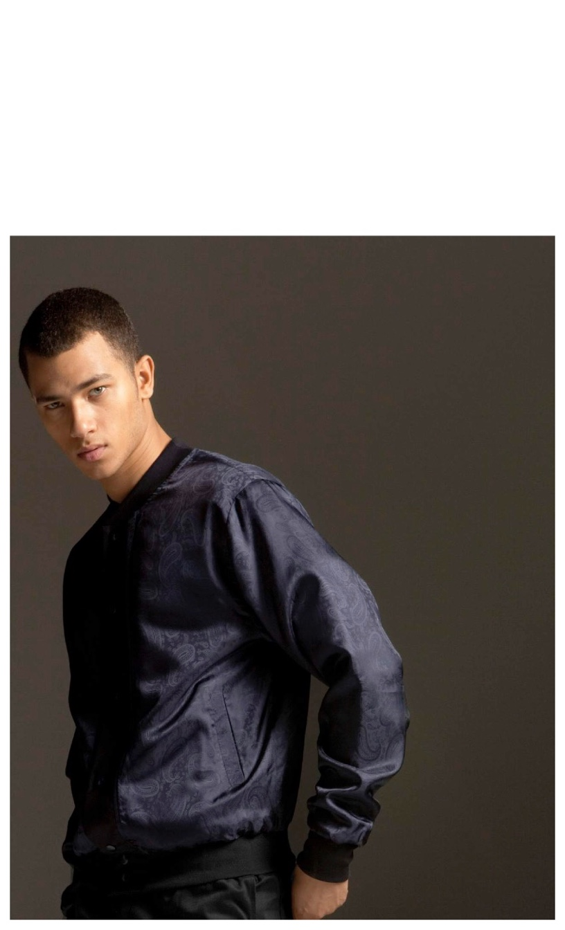 Keith Hernandez Goes Casual for Los Vladimirovich Spring/Summer 2015
