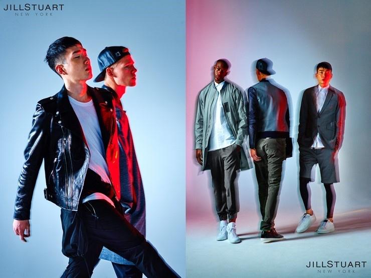 Noma Han Fronts Jill Stuart New York Spring/Summer 2015 Campaign